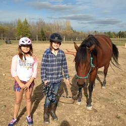 horseback riding lessons thunderbay