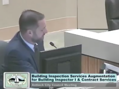 Jan 8, 2019: $150,000 Budget Amendment-Building Inspection Services/Lamar Thorpe