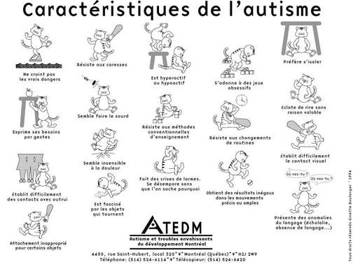 Tout le monde devrait savoir reconnaître les signes autistiques et je vais vous raconter pourquoi ?