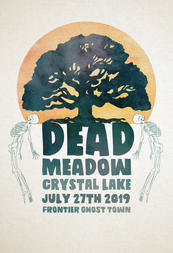 Dead Meadow - Poster Design
