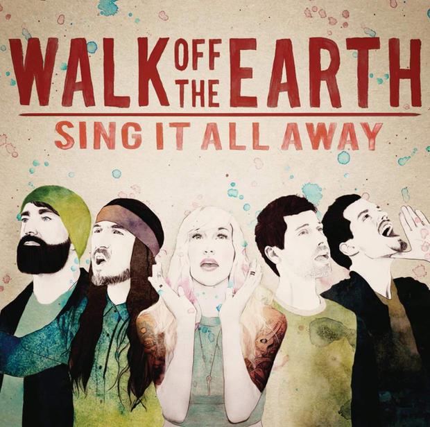 Walk Off The Earth - Album Cover Art