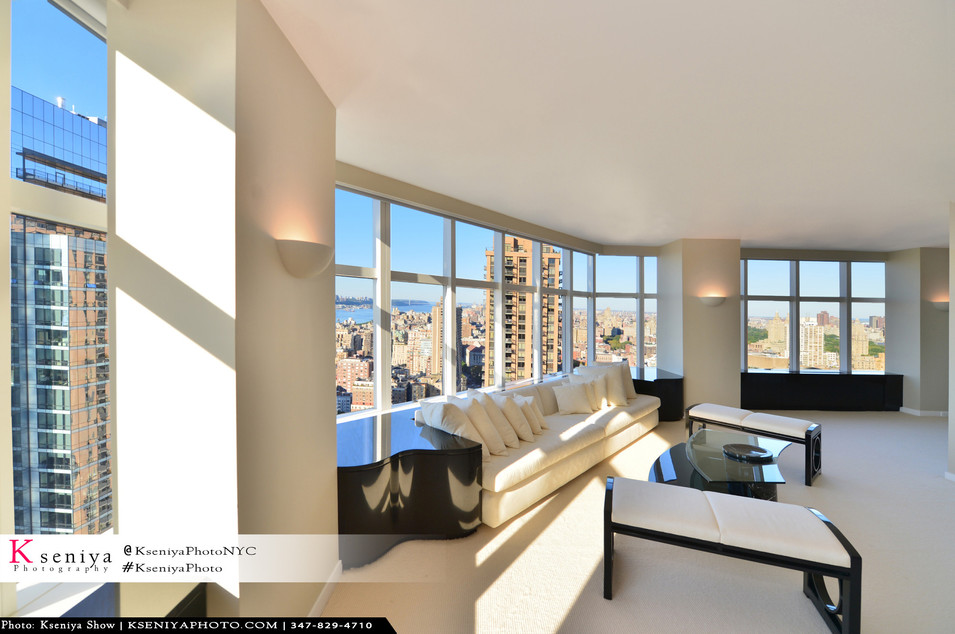 How to show Panaramic Window view Real Estate Photographer in Manhattan