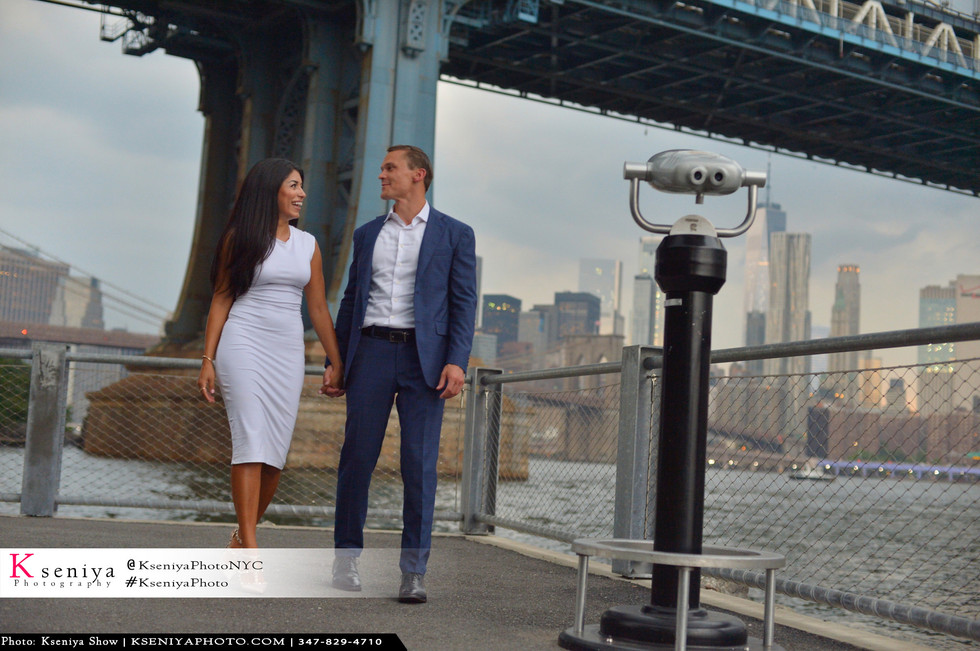 DUMBO Proposal Photographer