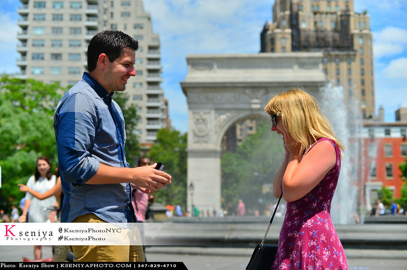 Proposal Washington Squre Park Arch