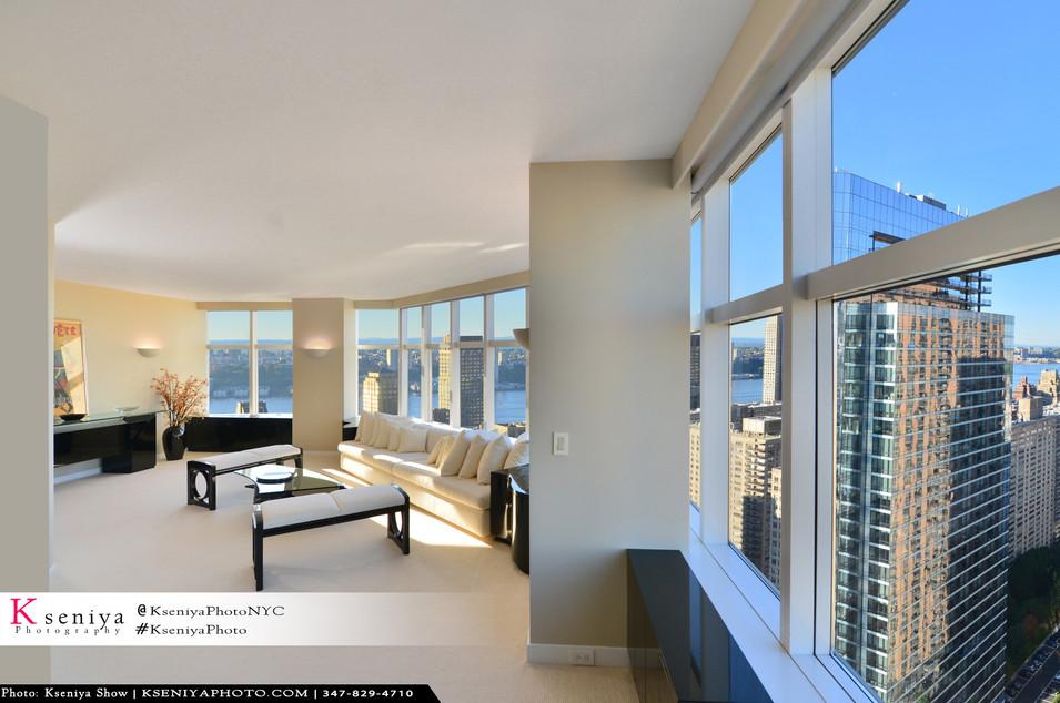 Manhattan Window View Real Estate Photographer
