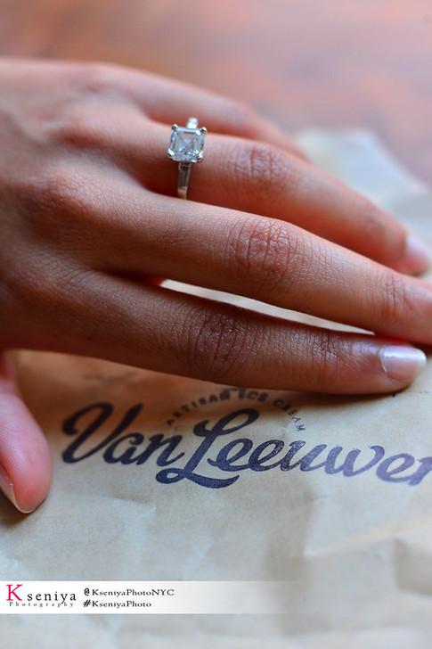 Secret Proposal indoors photographer