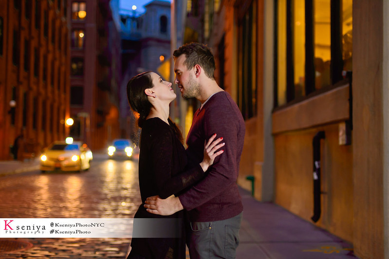 Couples Photography Captured in Dark with artistic light