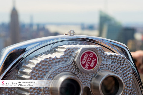 TOR Proposal idea with NYC sky view Photos