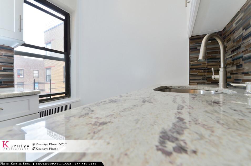 Kitchen Real Estate Photographer in Manhattan