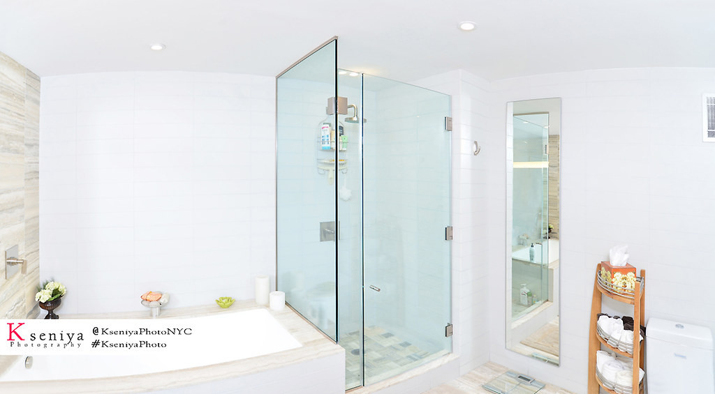 Airbnb how to picture a Bathroom