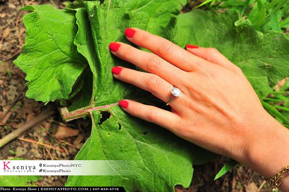 Engagement Ring Protographer