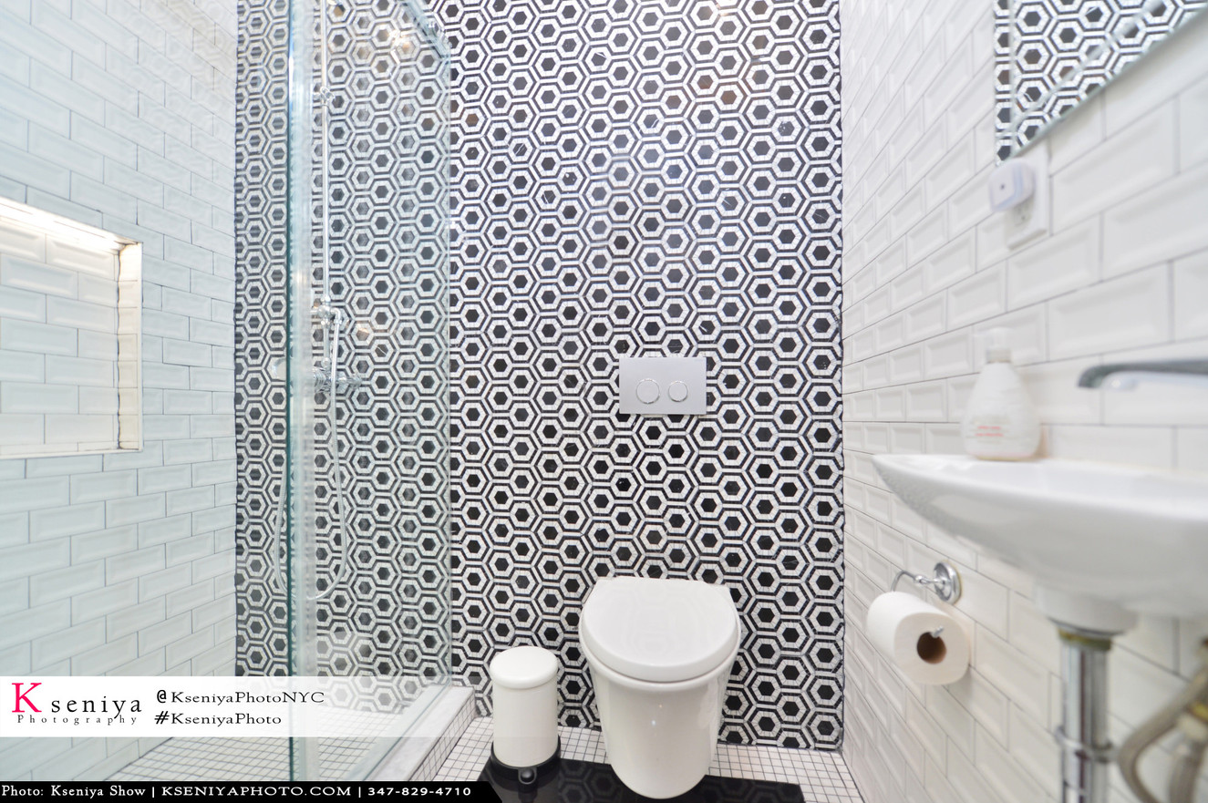 How to Photoshoot a Bathroom