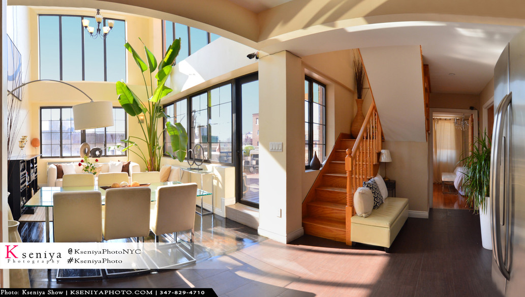 Real Estate Photographer Panaramic views