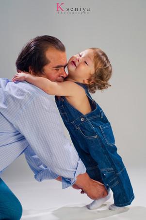 Fatherhood photoset