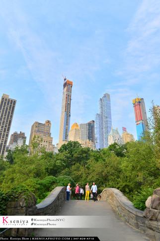 Surprise Proposal Manhattan Backdrop