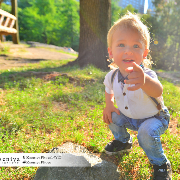 Kids Outdoors Candid Photos