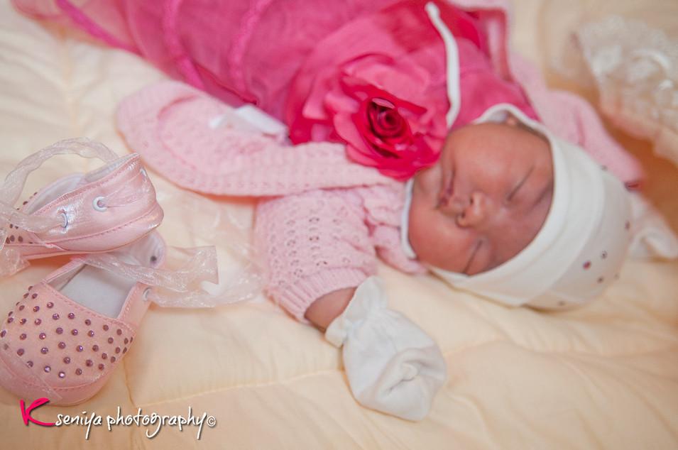 New Baby girl Photography