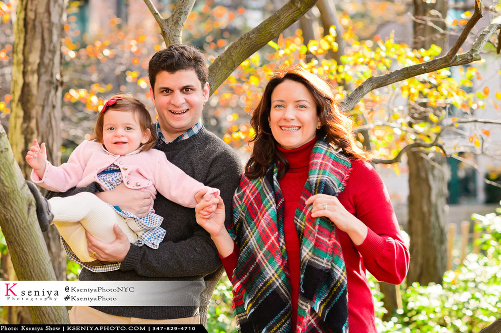 Christmas Family Card