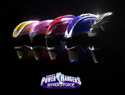 Power Ranger Hyperforce