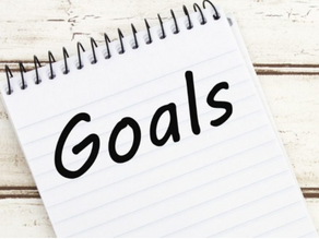 Identify goals, know failure