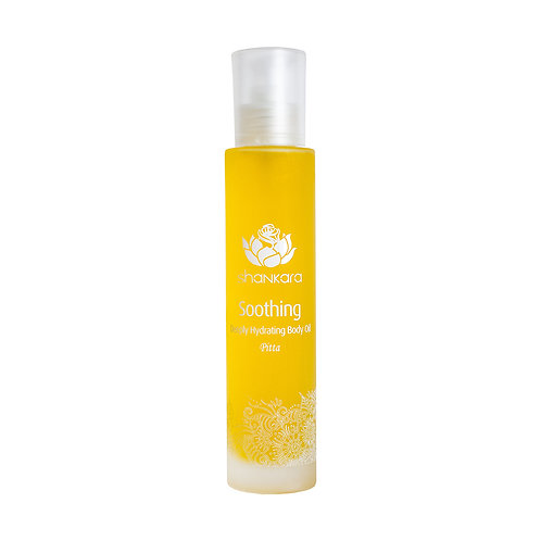 Soothing Body Oil (De-stressing, 100ml)