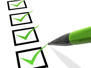 5 Point Checklist