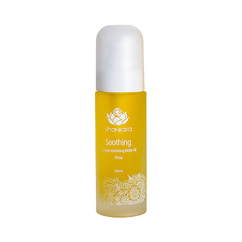 Soothing Body Oil (De-stressing, 30ml)