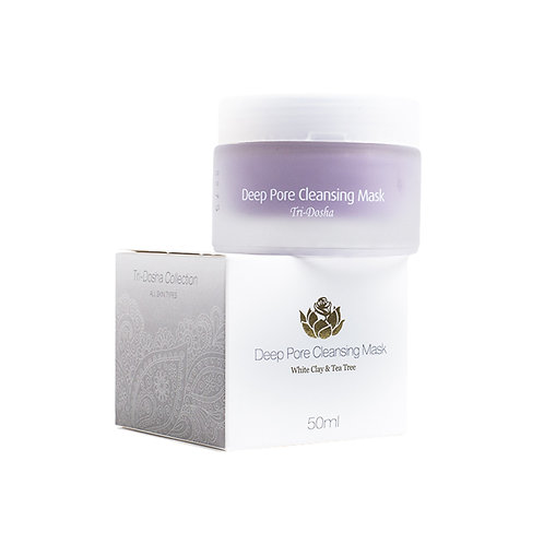 Deep Pore Cleansing Mask