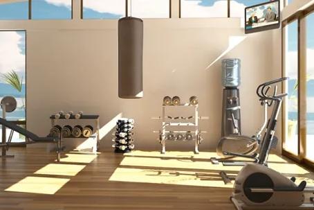 Home Gym: Advanced Routine