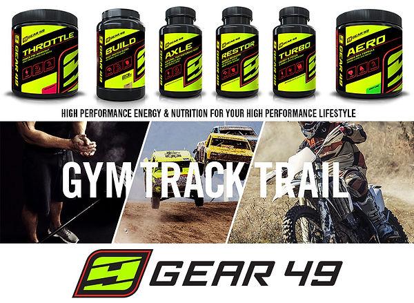 Gear 49 Motorsports Nutrition