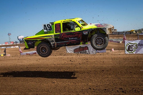 Racepro Tech Driver Justin Peck #49 Lucas Oil Off Road Racing Series