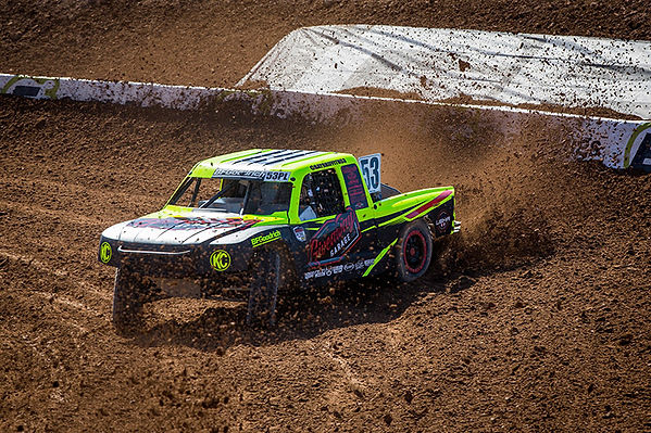 Racepro Tech Driver Ray Griffith #53 Lucas Oil Off Road Racing Series