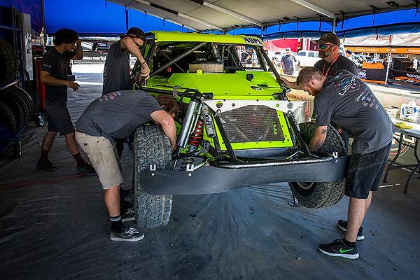 Racepro Tech Crew Off Road Racing