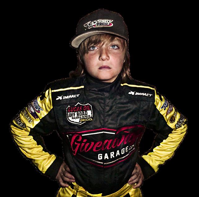 Dylan Peck Junior Driver #449