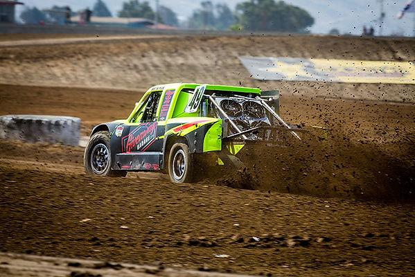 Racepro Tech Driver Justin Peck #49 Lucas Oil Off Road Racing Series