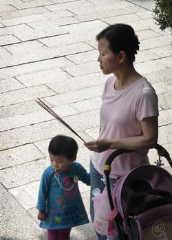 Mother w incense.JPG