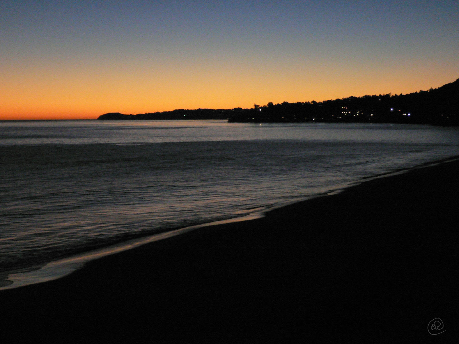 Point Dume Sunset WM.jpg