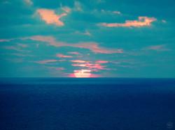 Mediterranean Sunset WM.jpg