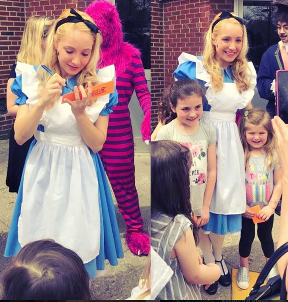 Alice in Wonderland Meet & Greet