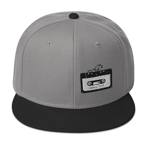 Cassette Embroidered Hat