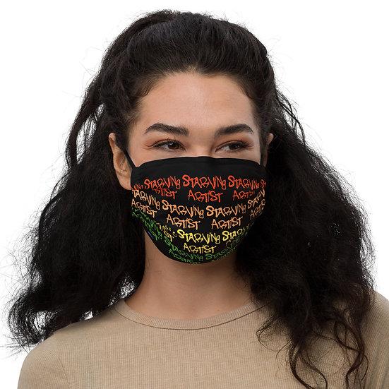 Starving Artist Face Mask