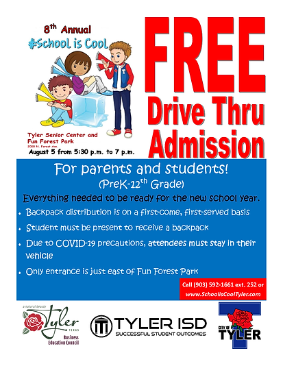 School is Cool Event Flyer general 2021 Drive Thru with address.png