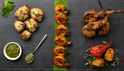 Mixed Tandoori Items