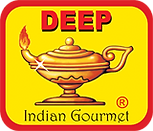Deep Indian Gourmet Logo