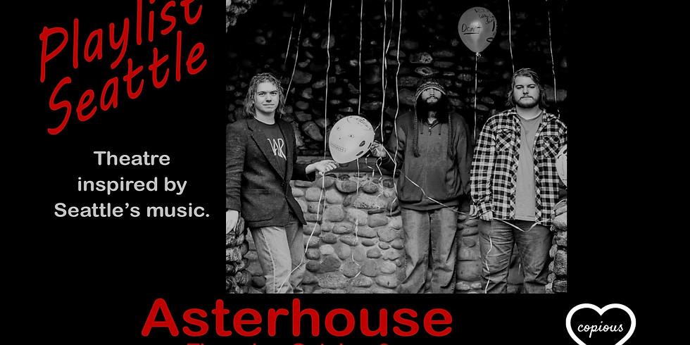 ROCKTOBER: Asterhouse [theatre & music]