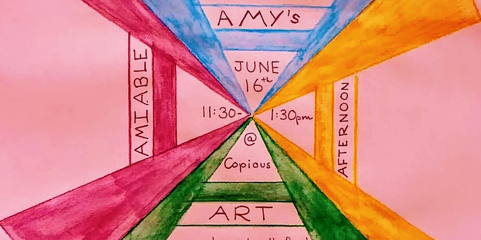 Amy's Amiable Art Afternoon! [Community Event]