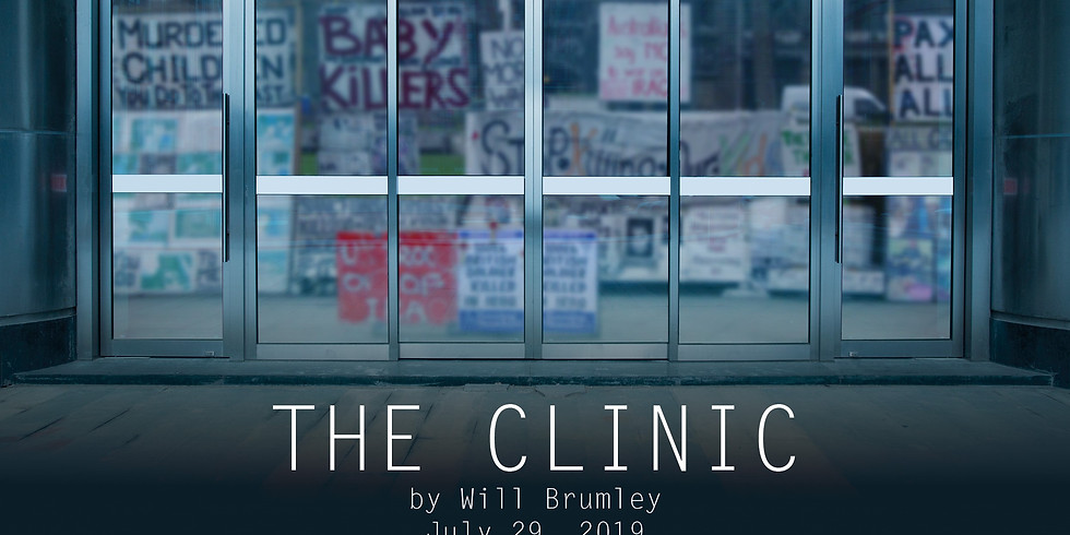 The Clinic: A dramatic reading to benefit Planned Parenthood and Women's Reproductive Rights