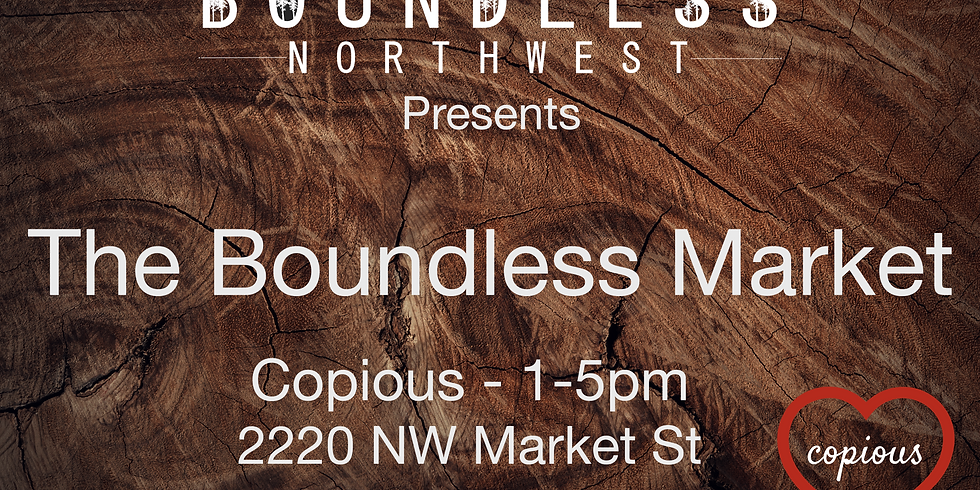 The Boundless Market [Variety Show]