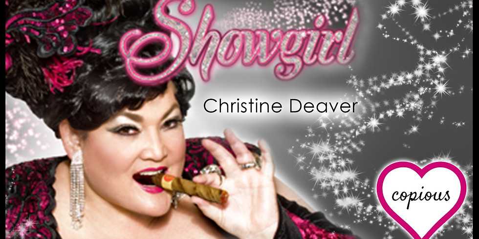 [SOLD OUT] Showgirl [One Woman Show]