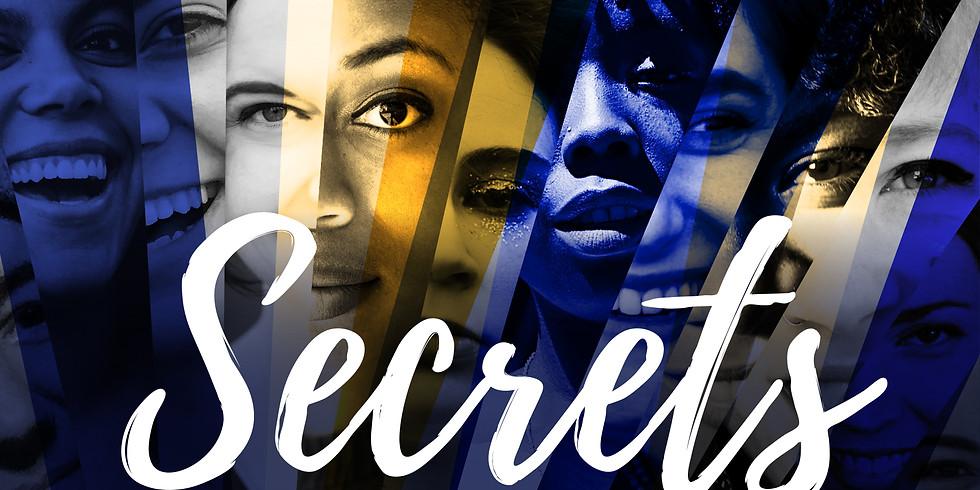 she is FIERCE: SECRETS